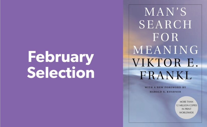 Monday Evening Book Club | February Selection
