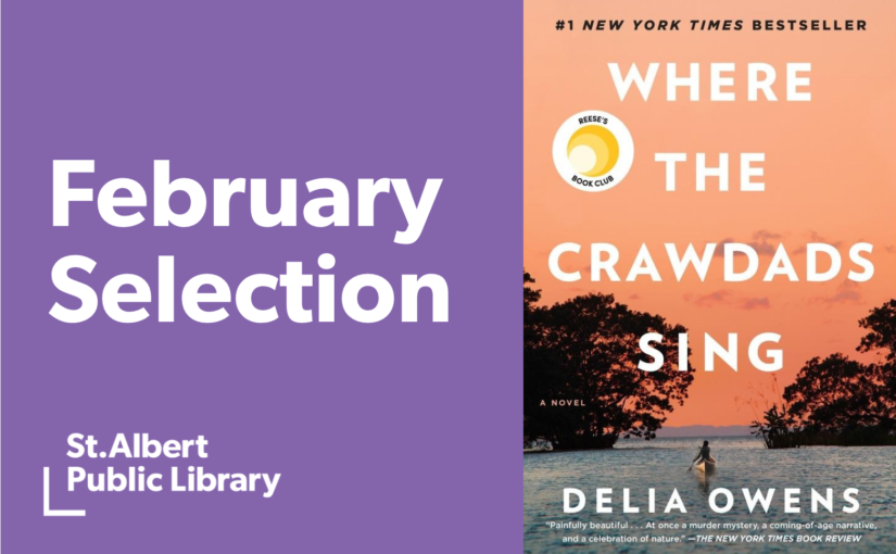 Tuesday Afternoon Book Club | February Selection