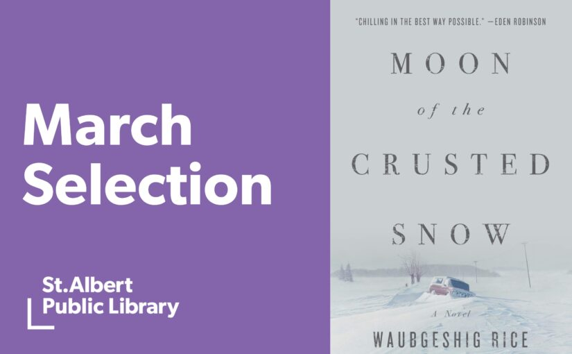 Seniors Book Club | March Selection