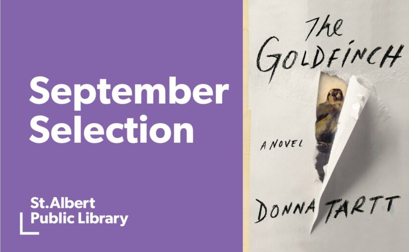 Tuesday Afternoon Book Club | September Selection